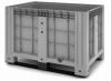 Пластиковый контейнер iBox 1200х800 (сплошной, на полозьях)