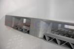 Полимерный поддон м/о 1200x800, сплошной, на трех лыжах (Полиэтиленовый)